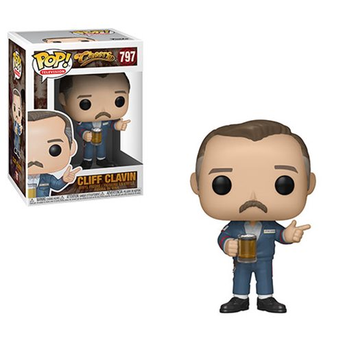 Cheers Cliff Clavin Pop! Vinyl Figure