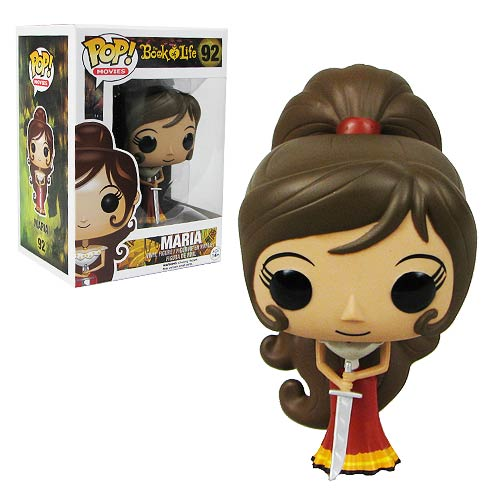 The Book of Life Maria Pop! Vinyl Figure