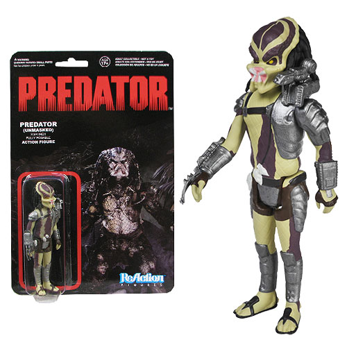 Predator Closed Mouth Predator ReAction 3 3/4-Inch Figure