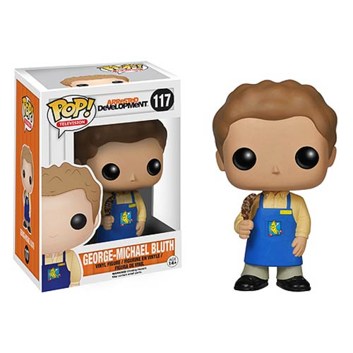 Arrested Development George Michael Bluth Pop! Vinyl Figure