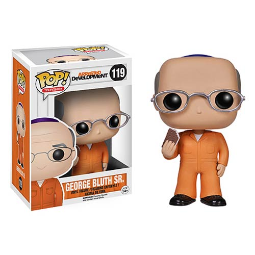 Arrested Development George Bluth Pop! Vinyl Figure