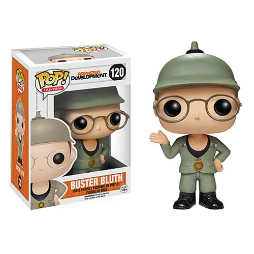 Arrested Development Buster Bluth Good Grief Pop! Vinyl
