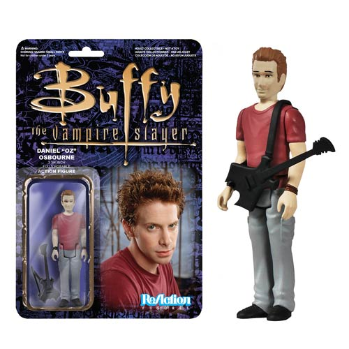 Buffy the Vampire Slayer Oz ReAction 3 3/4-Inch Figure