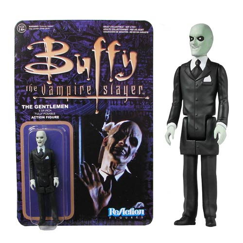 Buffy Vampire Slayer Gentleman ReAction 3 3/4-Inch Figure