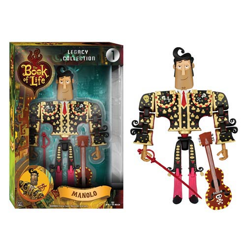 The Book of Life Manolo Legacy Action Figure