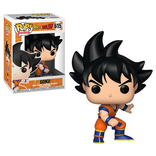 Dragon Ball Z Goku Pop! Vinyl Figure