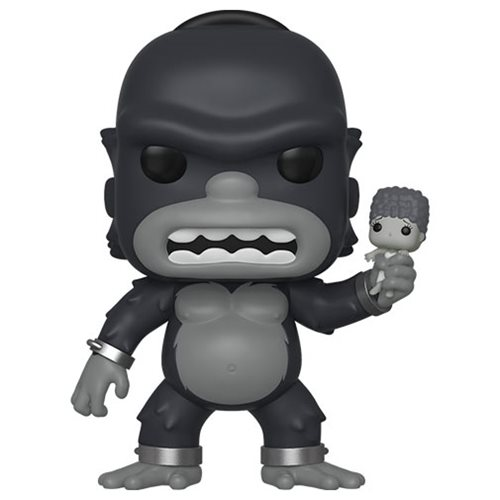Simpsons Homer Kong Pop! Vinyl Figure