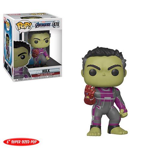 Avengers: Endgame Hulk 6-Inch Pop! Vinyl Figure, Not Mint