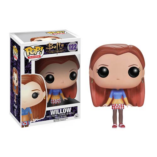 Buffy the Vampire Slayer Willow Rosenberg Pop! Vinyl Figure