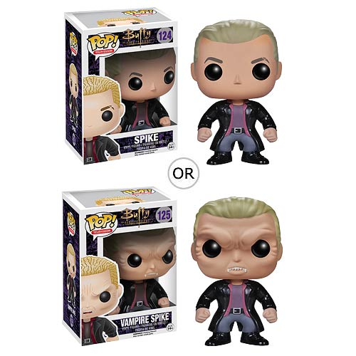 Buffy the Vampire Slayer Spike Pop! Vinyl Figure