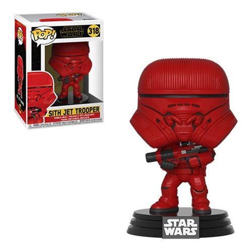 Star Wars: Rise of Skywalker Sith Jet Trooper Pop! Vinyl