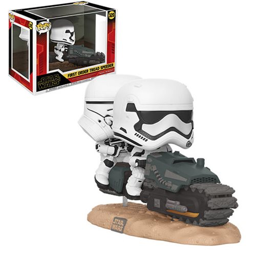 Star Wars: Rise Skywalker First Order Speeder Pop! Moment