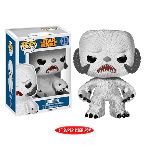Star Wars Wampa Oversized Pop! Vinyl Figure