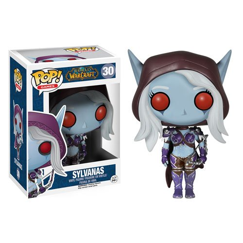 World of Warcraft Lady Sylvanas Pop! Vinyl Figure