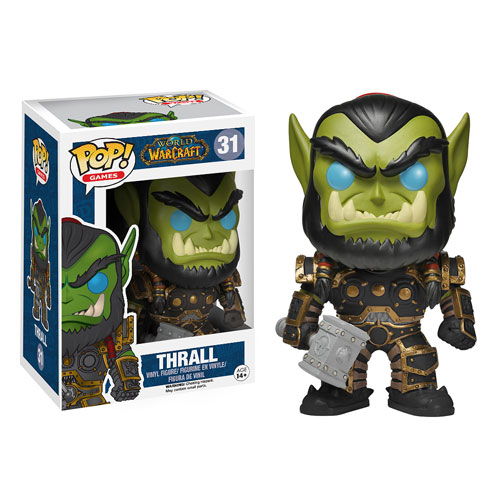 World of Warcraft Thrall Pop! Vinyl Figure