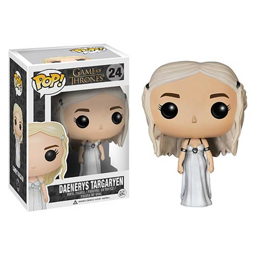 Game of Thrones Daenerys Wedding Dress Pop! Vinyl Figure