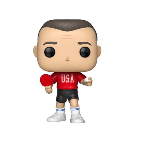Forrest Gump Forrest in Ping Pong Outfit Pop! Vinyl Figure