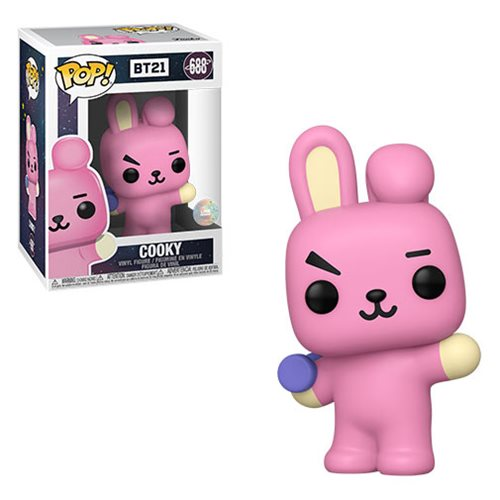 Line Friends BT21 Cooky Pop! Vinyl Figure