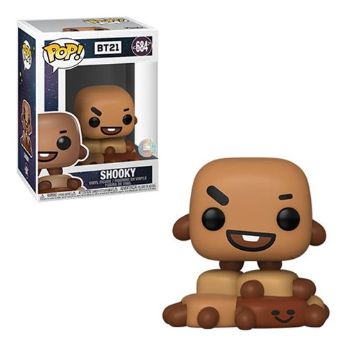 Line Friends BT21 Shooky Pop! Vinyl Figure