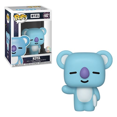 Line Friends BT21 Koya Pop! Vinyl Figure