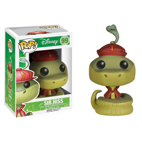 Robin Hood Sir Hiss Pop! Vinyl Figure