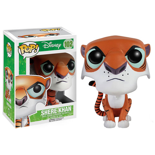 The Jungle Book Shere Khan Pop! Vinyl Figure