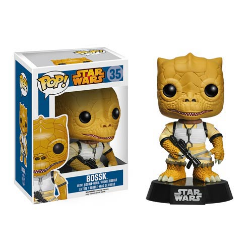 Star Wars Bossk Pop! Vinyl Bobble Head