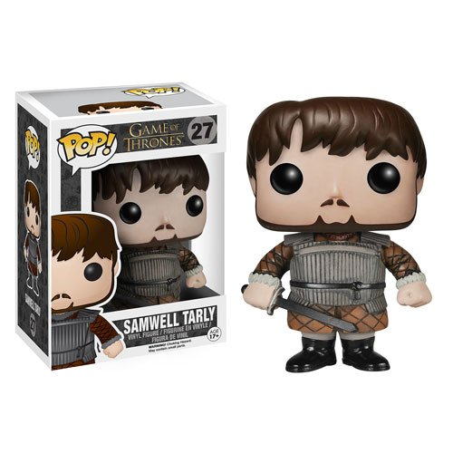 Game of Thrones Samwell Tarly Pop! Vinyl Figure