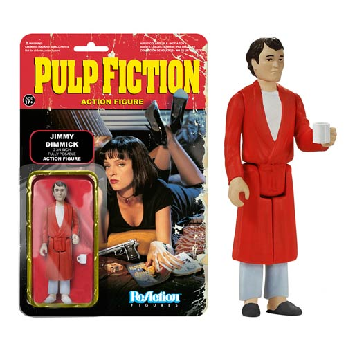 Pulp Fiction Jimmie Dimmick ReAction 4-Inch Retro Figure
