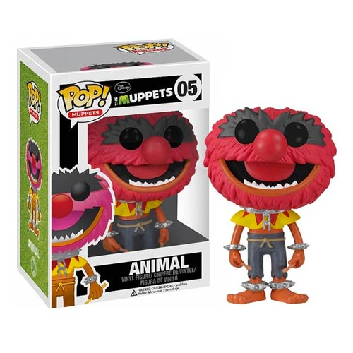 Muppets Most Wanted Animal Pop! Vinyl Figure