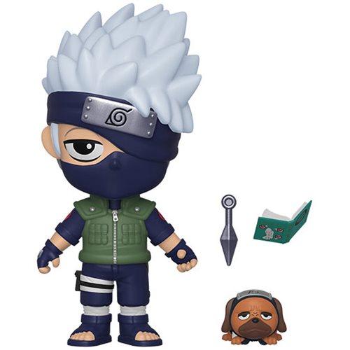 Naruto Kakashi 5 Star Vinyl Figure