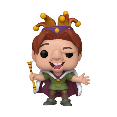 Hunchback of Notre Dame Quasimodo (Fool) Pop!, Not Mint