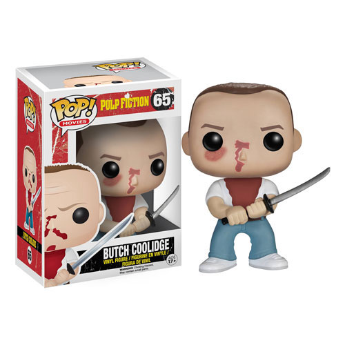 Pulp Fiction Butch Coolidge Pop! Vinyl Figure
