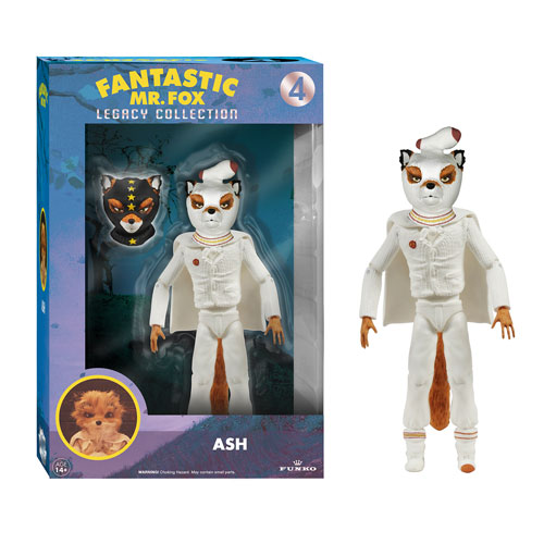 Fantastic Mr. Fox Ash Legacy Action Figure