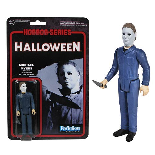 Halloween Michael Myers ReAction 3 3/4-Inch Retro Figure