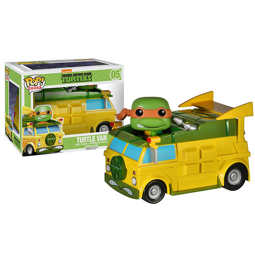 Teenage Mutant Ninja Turtles Van Pop! Vinyl Vehicle