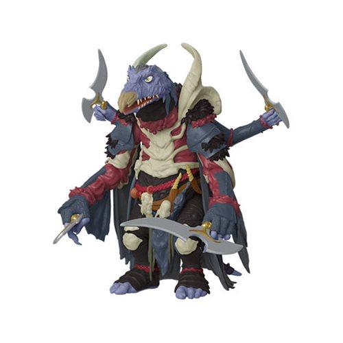 Dark Crystal Hunter Skeksis Action Figure