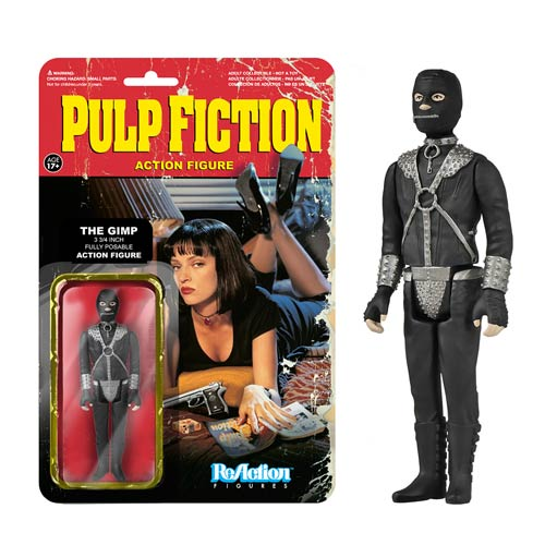 Pulp Fiction The Gimp ReAction 3 3/4-Inch Retro Figure