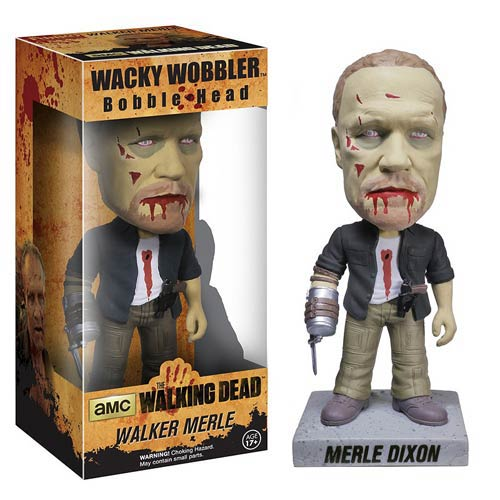 Up to 31% Off Walking Dead Wacky Wobblers
