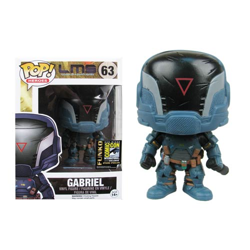 Last Man Standing Gabriel Pop! Vinyl Figure- SDCC Exclusive