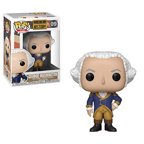 George Washington Pop! Vinyl Figure #9