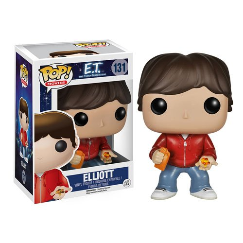 E.T. Elliot Pop! Vinyl Figure