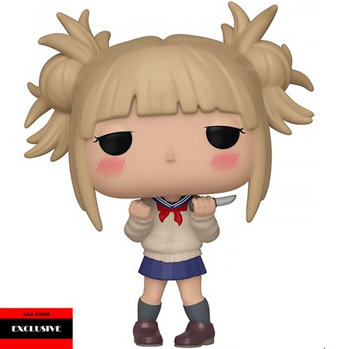 My Hero Academia Himiko Toga Pop! Vinyl Figure – Exclusive