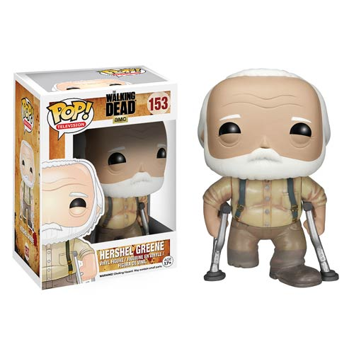 The Walking Dead Hershel Pop! Vinyl Figure