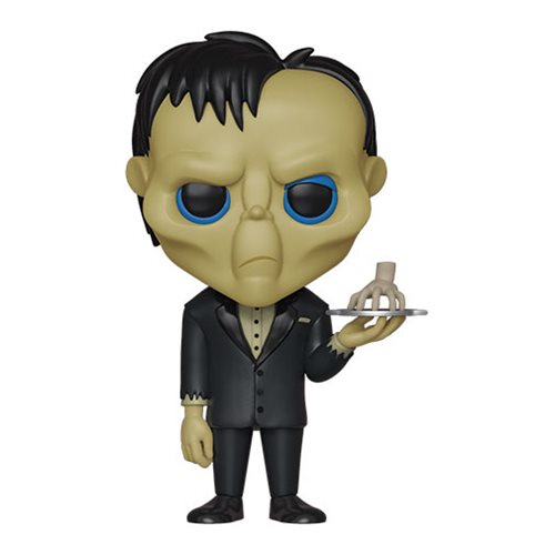 Addams Family Lurch with Thing Pop! Vinyl Figure