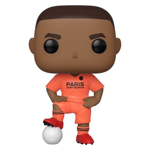 Football PSG Kylian Mbappe Away Kit Pop! Vinyl Figure