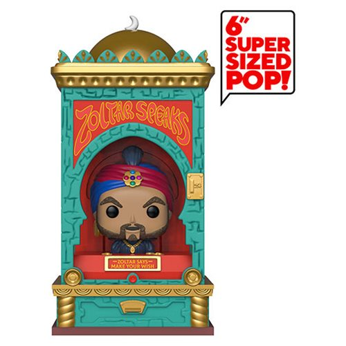 Big Zoltar 6-Inch Pop! Vinyl Figure