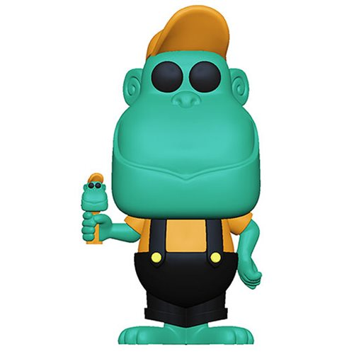 PEZ Mimic the Monkey Pop! Vinyl Figure, Not Mint