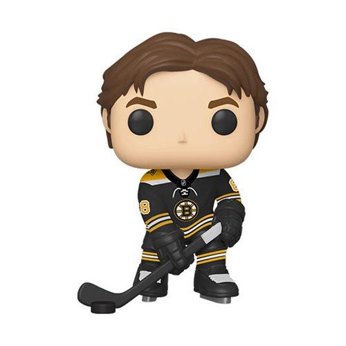 NHL Bruins David Pastrnak (Home Jersey) Pop! , Not Mint