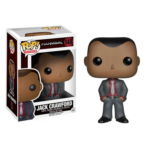 Hannibal TV Jack Crawford Pop! Vinyl Figure